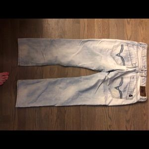 Men's light denim jeans size 32R/30 SIX Buffalo